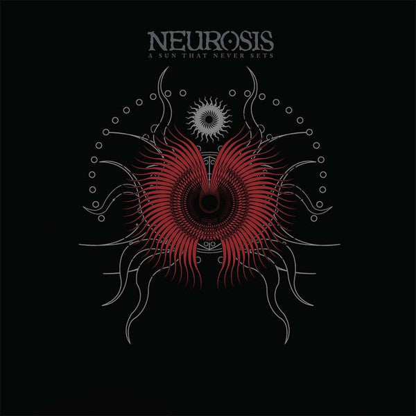 Neurosis - A Sun That Never Sets 2xLP (180g, oxblood vinyl)