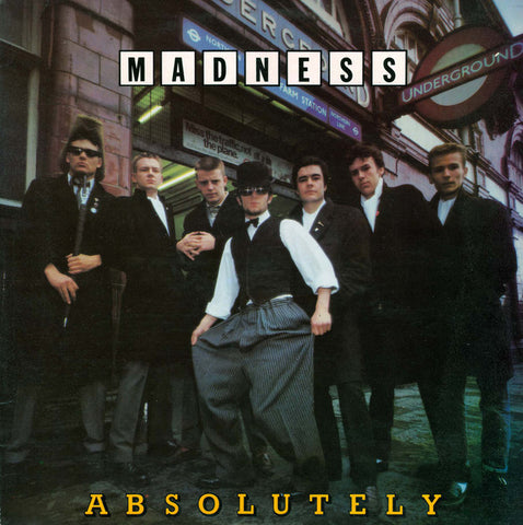 Madness - Absolutely (LP, 40th anniversary edition)
