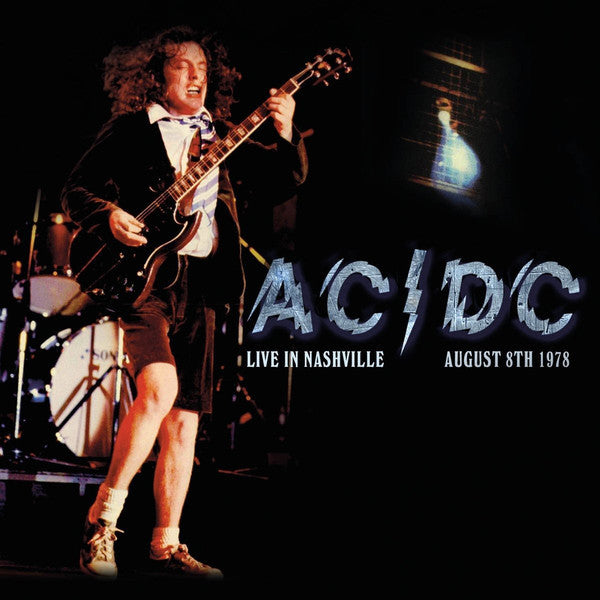 AC/DC - Live In Nashville, August 8th 1978 (Picture Disc LP)