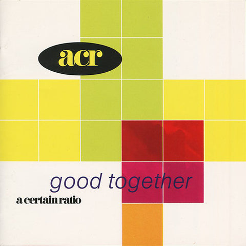A Certain Ratio - Good Together (2xLP, White Vinyl)