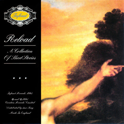Reload - A Collection Of Short Stories (2xLP, translucent yellow vinyl)