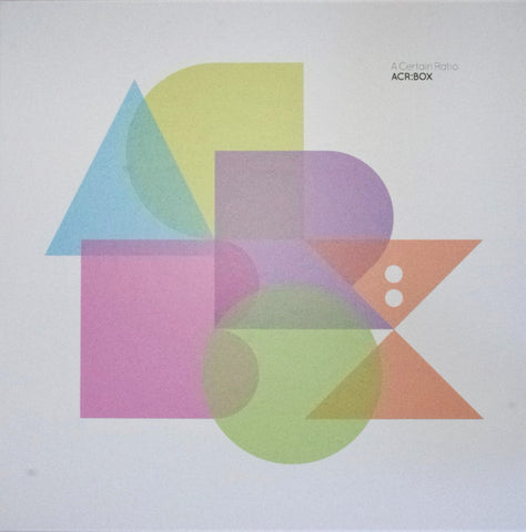 A Certain Ratio - ACR:BOX (7xLP boxset, coloured vinyl)