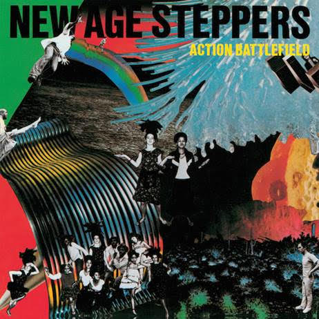 New Age Steppers - Action Battlefield (LP)