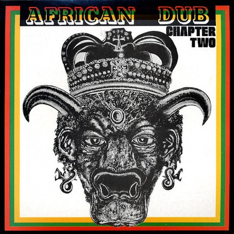 Joe Gibbs & The Professionals - African Dub / Chapter 2 (LP, Anniversary edition)