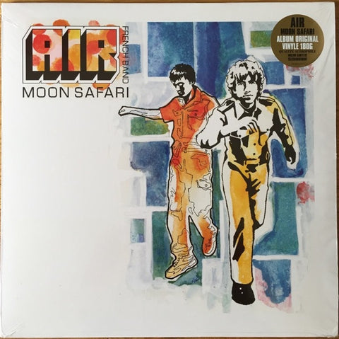 Air - Moon Safari (LP, 180gm)