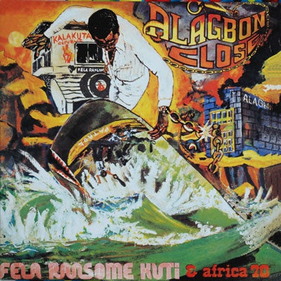 Fela Kuti - Alagbon Close (LP)
