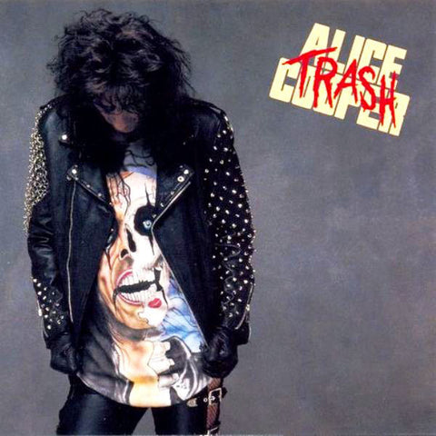 Alice Cooper - Trash (LP, 180gm)