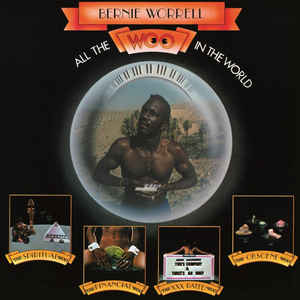 Bernie Worrell - All The Woo In The World LP (180g vinyl)