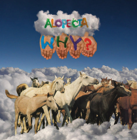 "Why? - Alopecia (LP+7"", cloud colour vinyl)"