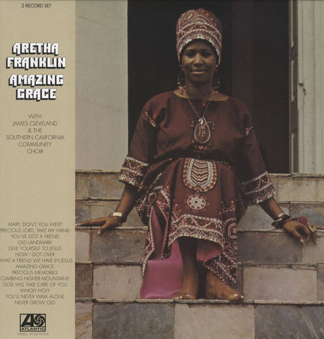 Aretha Franklin - Amazing Grace (2xLP)