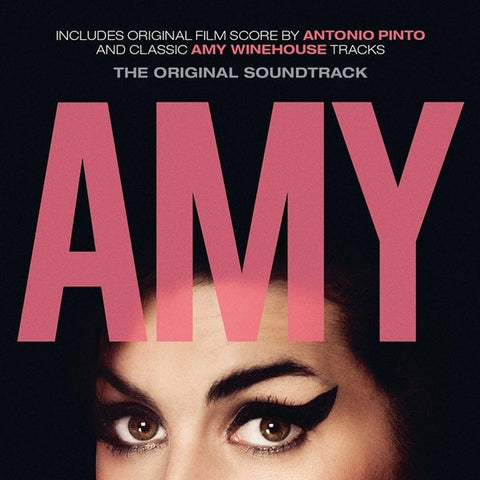 Amy Winehouse, Antonio Pinto - The Original Soundtrack Amy