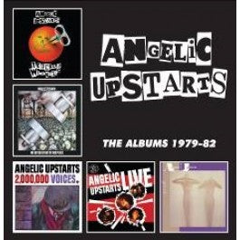 Angelic Upstarts - The Albums 1979-82 (5CD)