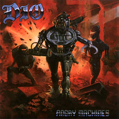 Dio - Angry Machines (LP, lenticular cover)