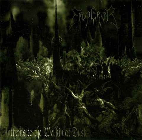 Emperor - Anthems To The Welkin At Dusk LP (green vinyl)