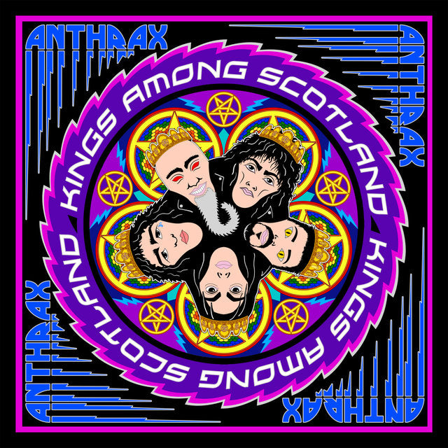 Anthrax - Kings Among Scotland (2xDVD)