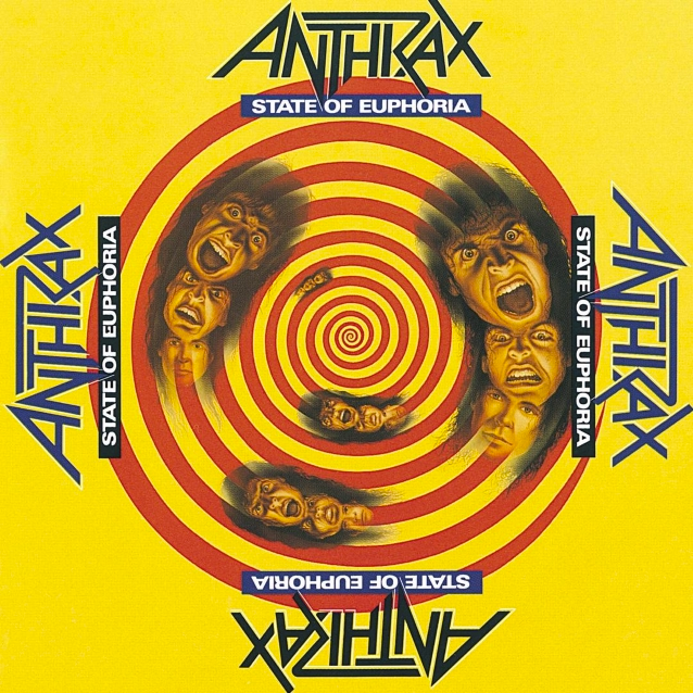Anthrax - State of Euphoria - 30th Anniversary (2xLP)