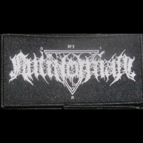 Antinomian - Logo (Patch)