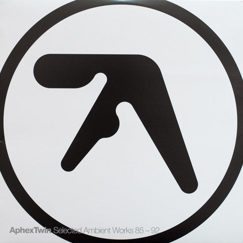 Aphex Twin - Selected Ambient Works (2xLP)