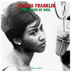 Aretha Franklin - Queen Of Soul (LP)
