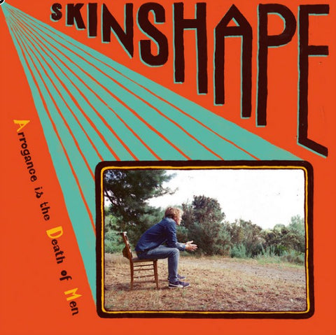 Skinshape - Arrogance Is The Death of Men (LP)