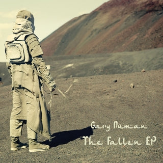 "Gary Numan - The Fallen (12"" EP, RSD Excl. Tri-Colour Vinyl)"