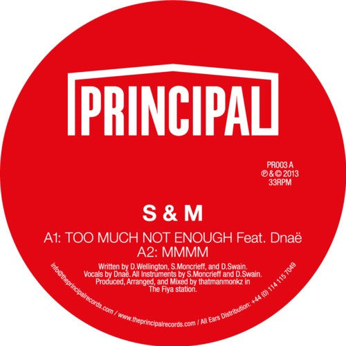 S&M - Too Much Not Enough