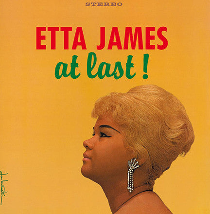 Etta James - At Last (LP)
