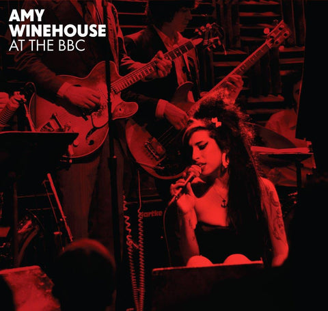 Amy Winehouse - At The BBC (3xLP)