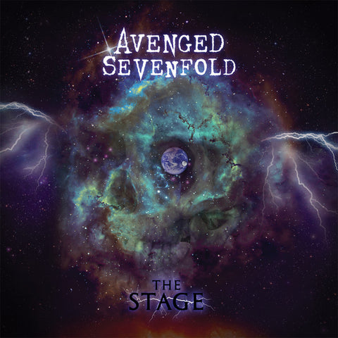 Avenged Sevenfold - The Stage (2xLP, 180gm)