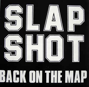 Slapshot - Back On The Map (LP, red vinyl)