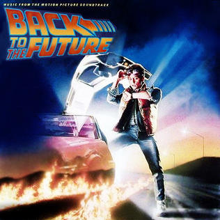 Various - Back To The Future OST (LP)
