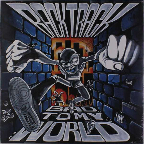 Backtrack - Bad To My World (LP)