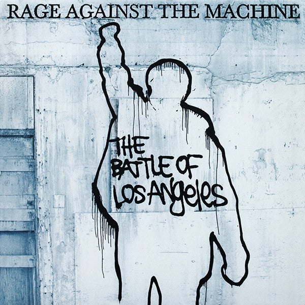 Rage Against The Machine - The Battle Of Los Angeles (180gm)