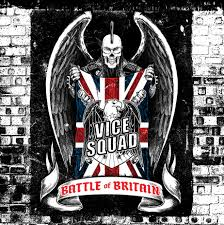 Vice Squad - Battle Of Britain (LP, white vinyl)
