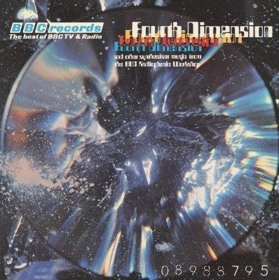 BBC Radiophonic Workshop - Fourth Dimension (LP, 180gm)