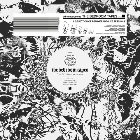 "bdrmm - Bedroom Sessions (12"" EP, White vinyl)"