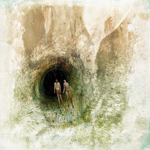 "Beak> - Couple In A Hole OST (LP, ""Tree-Bark Brown"" vinyl)"