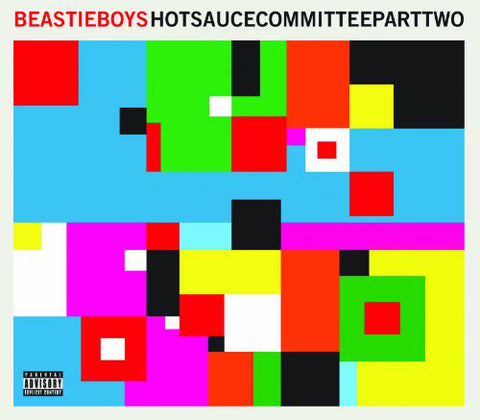 Beastie Boys - Hot Sauce Committee Part Two (2xLP)