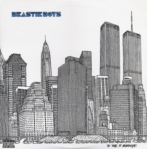 Beastie Boys - To The 5 Boroughs (2xLP)