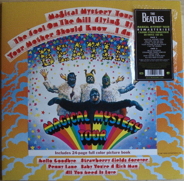 Beatles, The - Magical Mystery Tour (2xLP 180g)