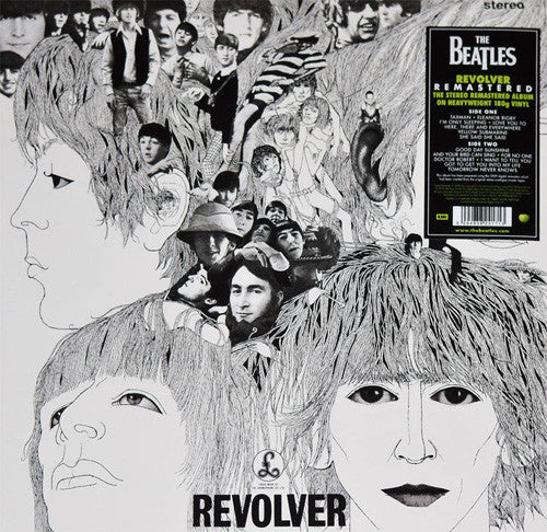 The Beatles - Revolver (LP, 180gm, Remastered)