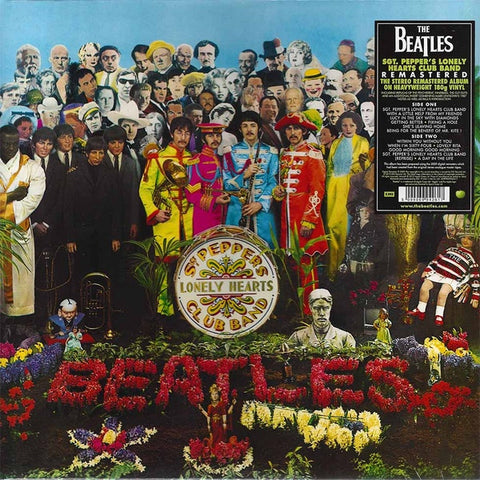 Beatles, The - Sgt. Pepper's Lonely Hearts Club Band (2009 180gm Reissue)