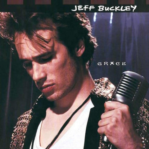 Jeff Buckley - Grace (LP, gold vinyl)