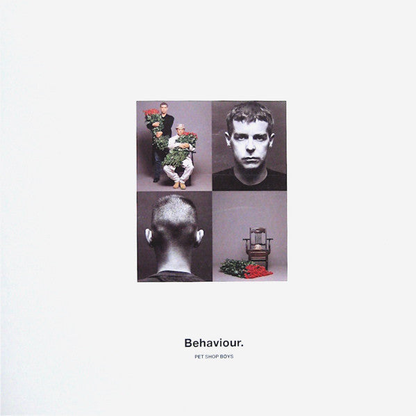 Pet Shop Boys - Behaviour (LP)