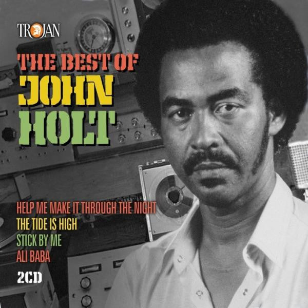 John Holt - Best Of 2xCD