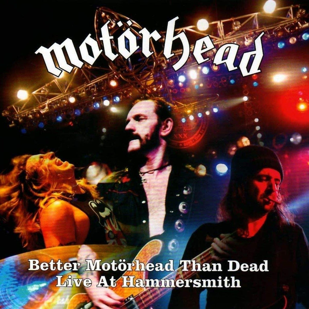 Motörhead - Better Motörhead Than Dead: Live At Hammersmith (4xLP)
