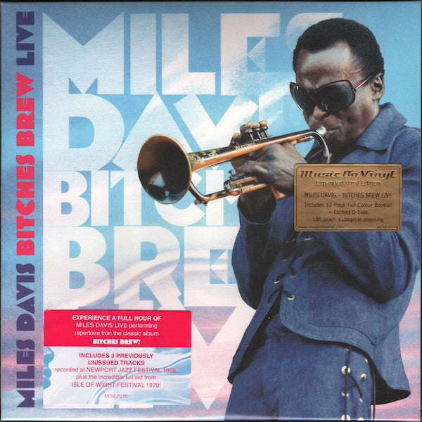 Miles Davis - Bitches Brew Live (2xLP, 180gm)