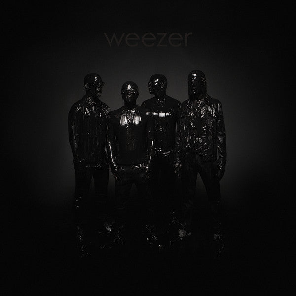 Weezer - The Black Album (LP, Black & Clear split vinyl)