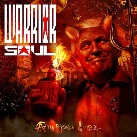 Warrior Soul - Back On The Lash (LP, alternative cover)