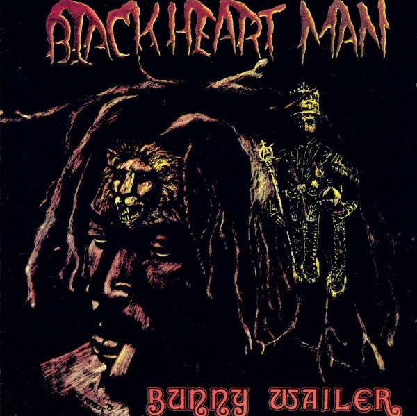 Bunny Wailer - Blackheart Man (LP)